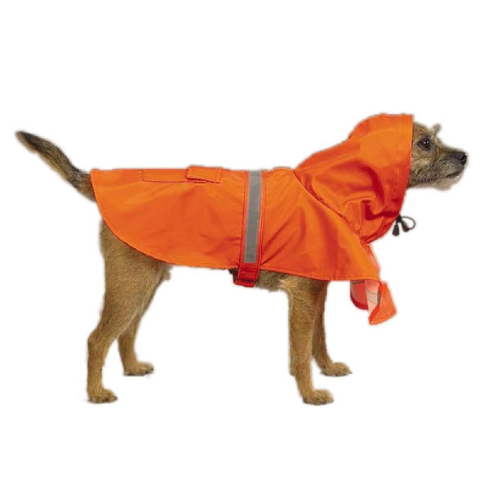 Rain Coats For Dogs Dog Rain Jackets With Reflective Strips & Color by Defonia Petsupplies (Image #1)
