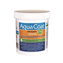 Aqua Coat Clear Wood Grain Filler Pt.