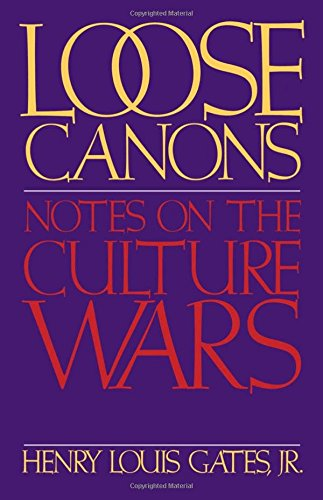 Search : Loose Canons: Notes on the Culture Wars