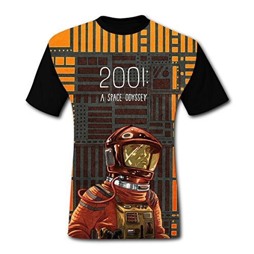 LZQ Tshirt Man Short Sleeve New Love Shirts 3D Custom Made With Space Posters For Men 3XL -