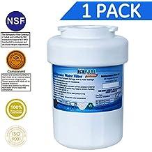 Icepure RWF0600A Compatible With GE MWF,MWFP,MWFA,MWFAP,MWFINT,GWF,GWF01,GWF06,GWFA,HWF,HWFA,FMG-1 Refrigerator Water Filter, 1PACK