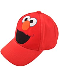 5f4c9514110 Toddler Boys Elmo Character Cotton Baseball Cap