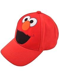 8ce98cbf260 Toddler Boys Elmo Character Cotton Baseball Cap
