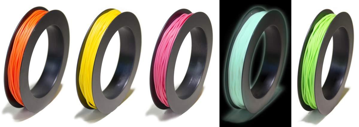 NinjaFlex TPU Flexible Filament 1.75mm 50g Bright 5-Pack