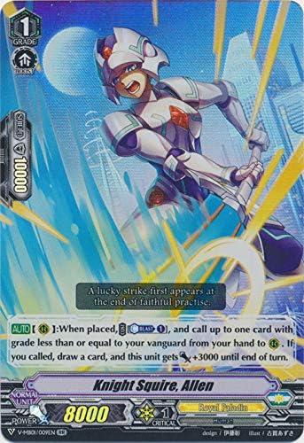 Vanguard Dragon Knight Cardfight! Nehalem V-MB01//011 RR ENGLISH