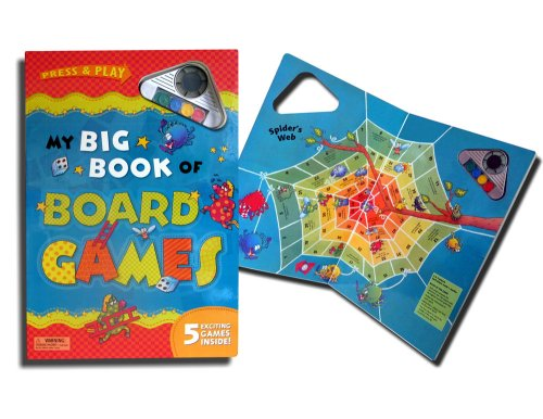 my big book of board games - 1