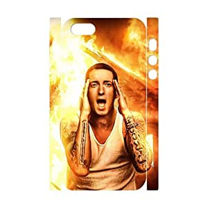YYCASE Cell phone Iphone 5,5S Protection Cover 3D Case Eminem