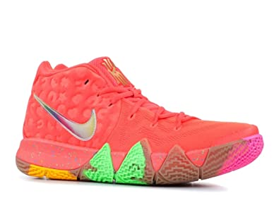 sale retailer 81709 dc86d Amazon.com: NIKE Kyrie 4 Lucky Charms (GS) - BV7793-600: Shoes