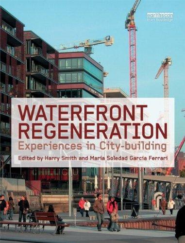 Waterfront Regeneration: Experiences in - Ferrari Europe North