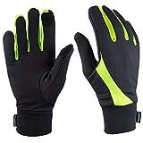 TrailHeads Running Gloves | Lightweight Gloves with Touchscreen Fingers
