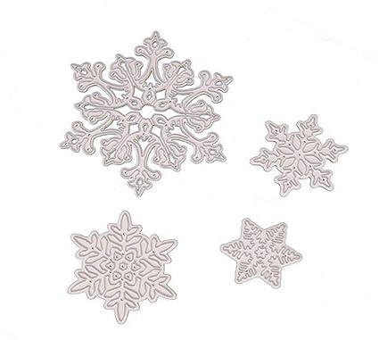 Merry Christmas Snowflake Metal Cutting Dies Carbon Steel Die Scrapbooking Decor Diy Invitation Cards Dies Stencil New 2019 Arts,crafts & Sewing