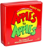 Mattel: Apples to Apples: Party Box - Deluxe Metal Case
