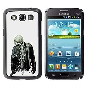 """For Samsung Galaxy Win I8550 Case , Biker fresco del cráneo Esqueleto Zombie Roca"""" - Diseño Patrón Teléfono Caso Cubierta Case Bumper Duro Protección Case Cover Funda"""
