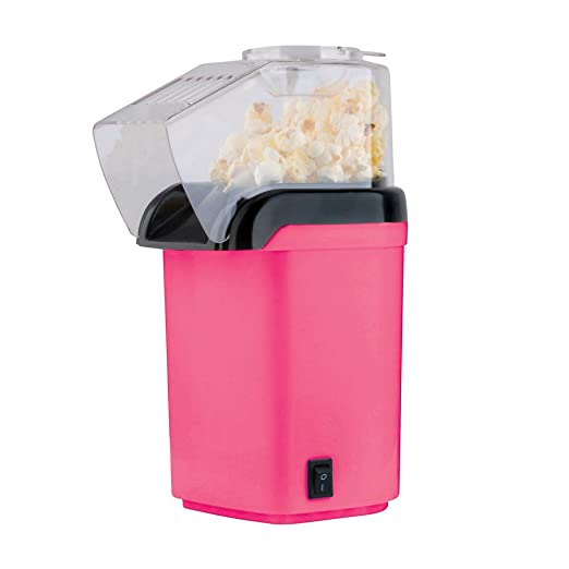 GrandGadgets® POP CORN GOURMET PINK - Microondas, color rosa ...