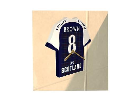 Escocia camiseta de fútbol Internacional - Flipmycover - Reloj ...