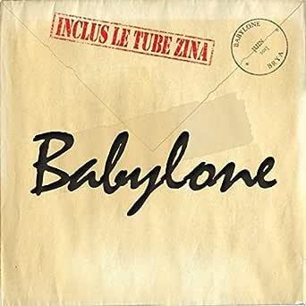MUSIC 2013 GRATUIT MP3 BABYLONE TÉLÉCHARGER ZINA ALBUM