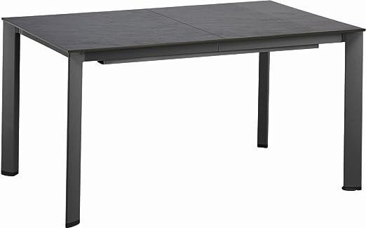 Table Loft allongeable 159/219 x 94 cm Kettalux: Amazon.fr: Jardin