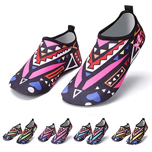 New Water Shoes Men Sandals Women Sandals Men Beach Shoes Sports Aqua Shoes Lightweight Quick-Dry B07BWHCBJ8 Shoes 5e16a9