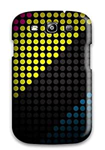 Galaxy S3 Hard Case With Awesome Look - EggCBeg7146LYFPd by Maris's Diary