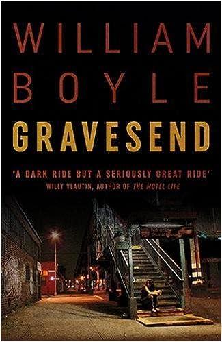 Gravesend Book Cover