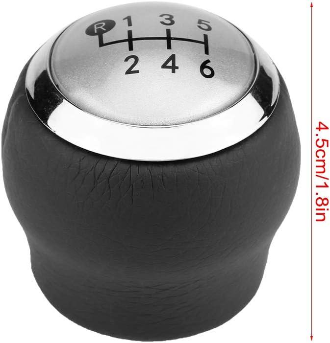 Pomello del cambio a 6 velocit/à per leva del cambio dell/'auto per 1,8 m Yaris Auris Aygo
