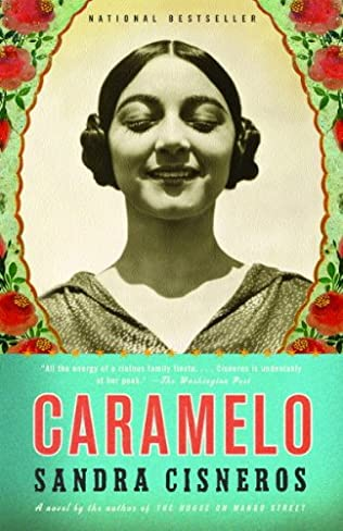 book cover of Caramelo