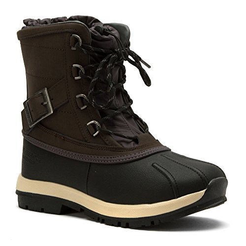 Winter BEARPAW Nelly Dark Women's Brown 8 M US Boot SqwPrSpE
