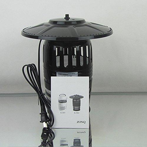 家庭用電気ショックモスキートランプ光触媒モスピート忌避剤サイレント無輻射モスキートトラップ ( Color : 白 ) B07BMV9G5T 13263  白