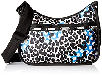 LeSportsac Classic Hobo Bag, Animal Dots, One Size