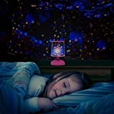 Constellation Sky Projector Lamp - Fill Room with Colorful Stars!
