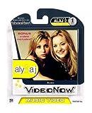 Hasbro Videonow Personal Video Disc Volume ALAJ 2- Aly & AJ - Rush