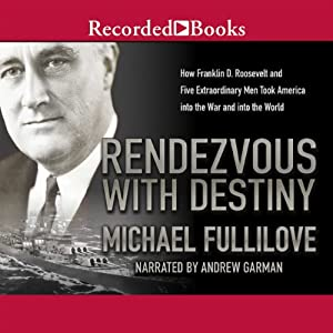 Rendezvous with Destiny Audiobook