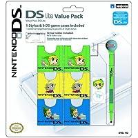 Nintendo DS Lite Value Pack - Zelda Version