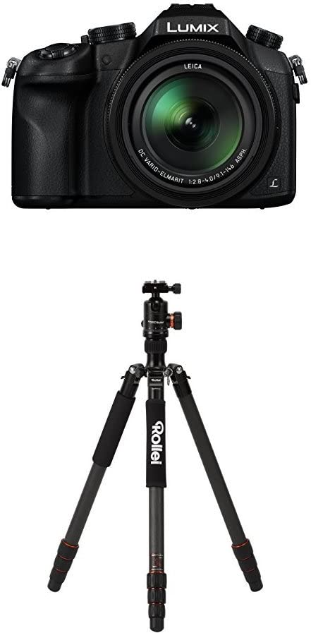 Panasonic Lumix Dmc Fz1000eg Premium Bridgekamera Kamera