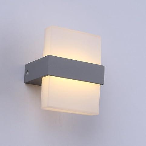 Nice Lanfu 7W Wandlampe Warmweiße Elegantes Und Modernes Design LED Wandleuchten  Ideal Für Schlafzimmer ,Wohnzimmer,