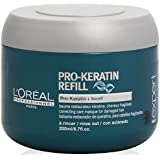 L'Oreal Serie Expert Pro Keratin Refill Correcting Care Mask for Unisex, 6.7 Ounce