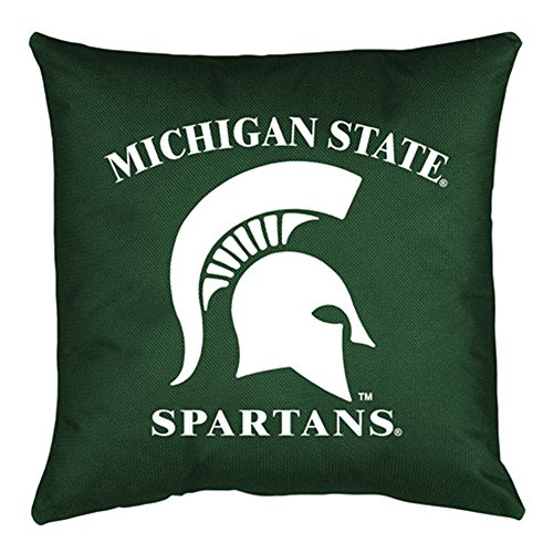 NCAA Michigan State Spartans Locker Room Pillow