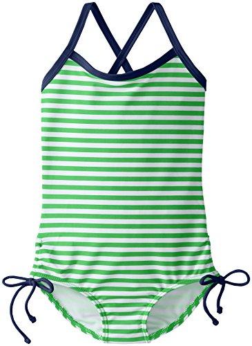 - Kanu Surf Little Girls' Toddler Bali One Piece Swimsuit, Green, 3T