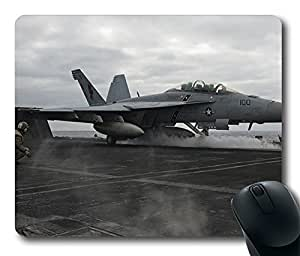 Design Mouse Pad Desktop Laptop Mousepads A Jet Launches From The Flight Deck Of Uss Carl Vinson Comfortable Office Mouse Pad Mat Cute Gaming Mouse Pad