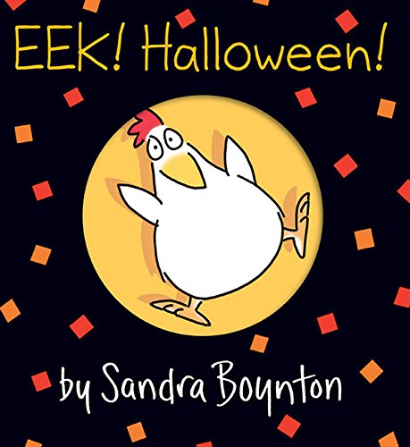 Eek! Halloween! (Oversized Lap Edition) (Boynton on Board) -