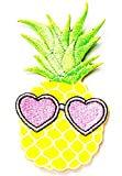 Nipitshop Patches Pineapple Fruit Pink Fashion
