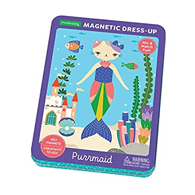 Purrmaid Magnetic Dress-up: Toys & Games