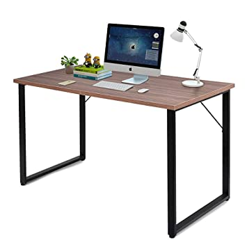 amazon com thaweesuk shop wood computer desk pc laptop table rh amazon com
