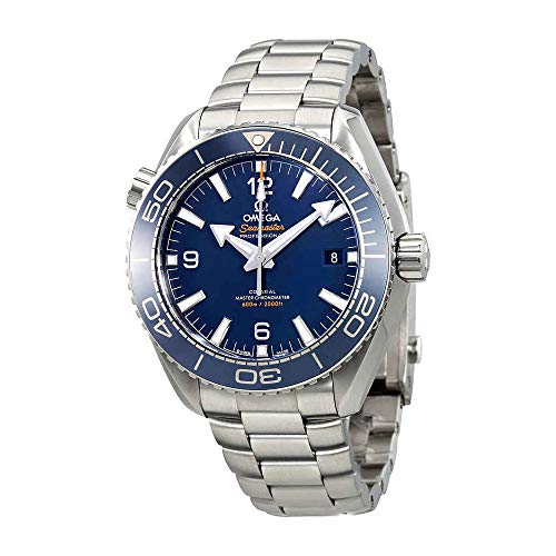 Omega Automatic Wrist Watch (Omega Seamaster Planet Ocean Automatic Mens Watch 215.30.44.21.03.001)