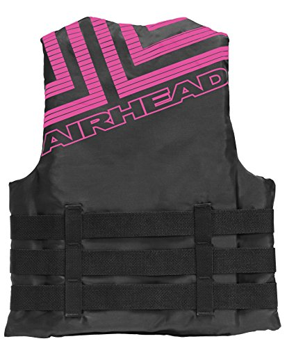 AIRHEAD TREND Vest, Women's, Hot Pink/Black, 2XL/3XL