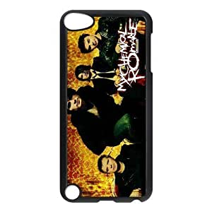 James-Bagg Phone case - My Chemical Romance Music Band Pattern Protective Case FOR Ipod Touch 5 Style-2