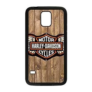 Harley Davidson Samsung Galaxy S5 Cell Phone Case Black DIY Gift xxy002_0362925