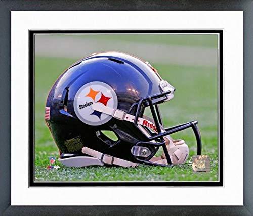 Pittsburgh Steelers Helmet Photo (Size: 12.5
