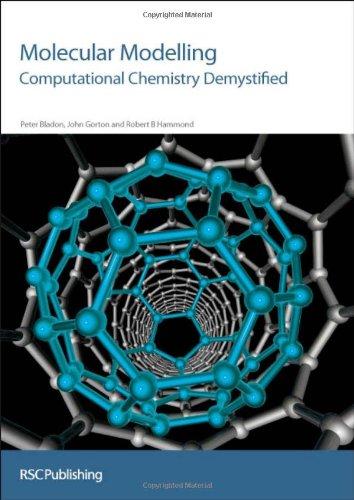 Molecular Modelling: Computational Chemistry Demystified