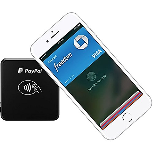 PayPal PCTUSDCRT Chip and Tap Reader Black SYNNEX Corporation formerly SYNNEX Information Technologies Inc.